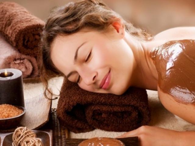 Уход за телом - «Шоколадное удовольствие»